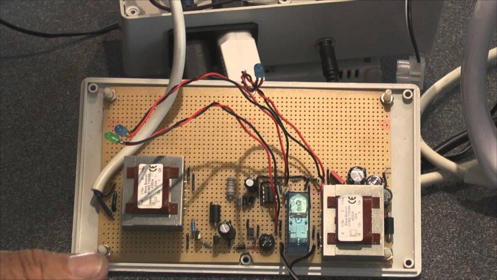 Colloidal Silver Voltage Sensing Generator