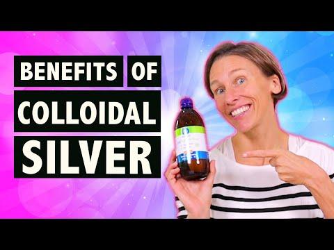 Colloidal Silver's Powerful Health Benefits – Internal & External. #UmoyoLife 030