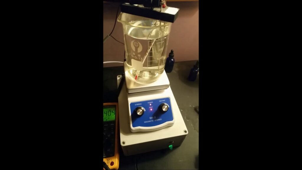 Homemade Low Voltage / Low Current Colloidal Silver Generator