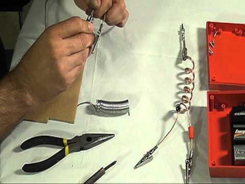 How to make a Colloidal Silver Machine
