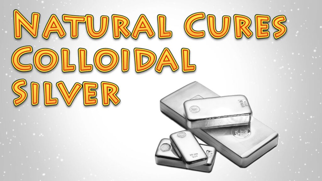 Natural Cures Colloidal Silver