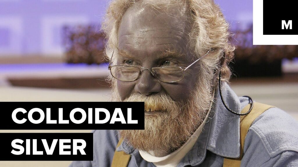 Side effects of colloidal silver
