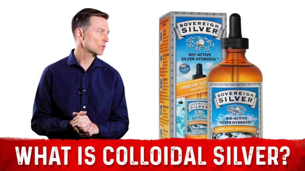 What is Colloidal Silver? – Dr.Berg